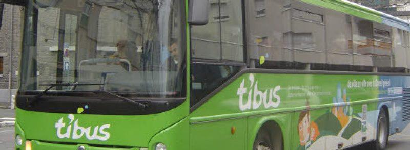 La nouvelle ligne Tibus N°21