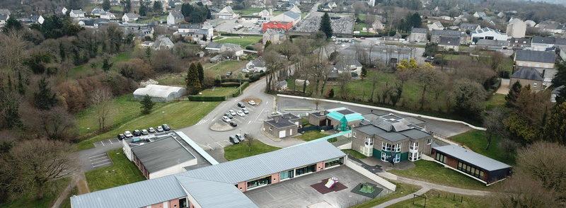 L'école publique de BOURBRIAC