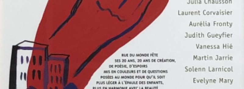 Expositions des éditions Rue du Monde