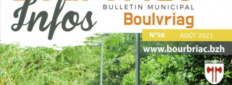 Bulletin municipal N° 58